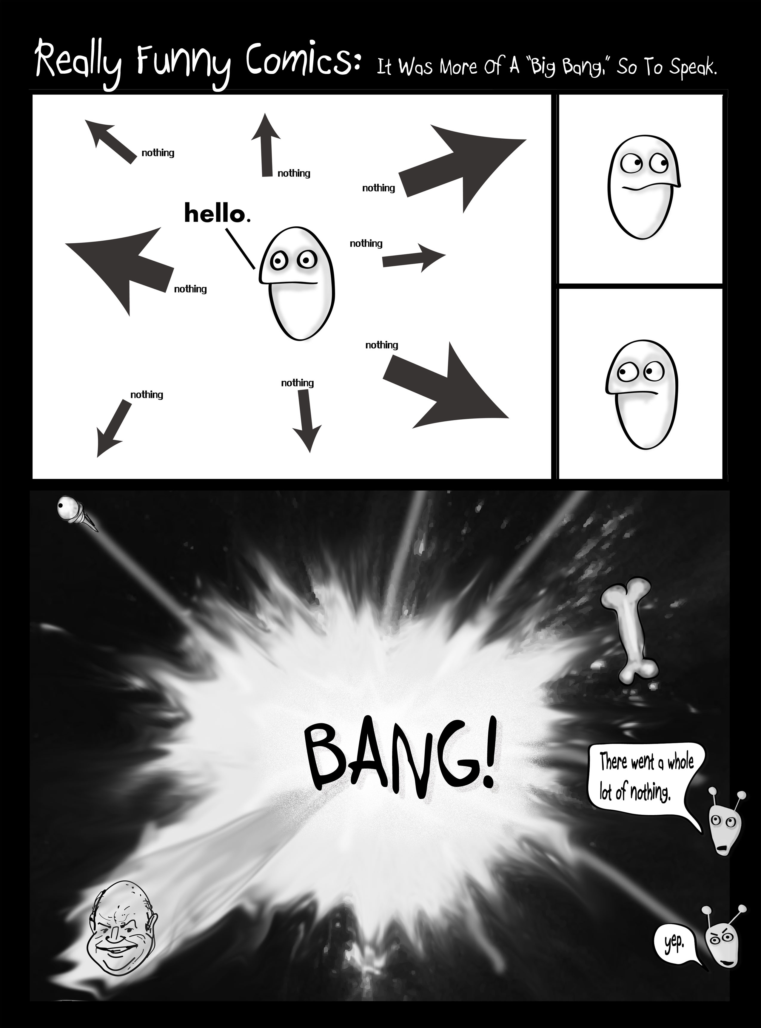 Comic #1